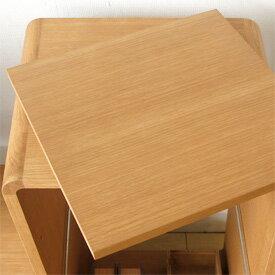 6タイプ・3カラー展開ナラ突板ナラ材ブロックを積み重ねるように組み合わせるシンプルな収納ブロックオープンラックチェストシェルフPUTタイプごとに別売りです