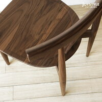 ウォールナット材ウォールナット無垢材天然木木製椅子ウィンザースタイルのダイニングチェアスポークデザインウィンザーチェア板座SAND-CHAIR