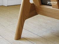 開梱設置配送JOYSTYLE限定モデル幅180cmナラ材ナラ無垢材木製フレームのフルカバーリングソファー国産ソファ木製ソファ背格子が魅力的なデザインの3人掛けソファSALA-3P※ウォッシャブル生地もございます!