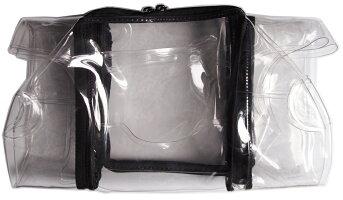 b58403f9c0 リモワエッセンシャル/サルサマルチホイール(4輪)に使える透明PVCスーツケースカバー