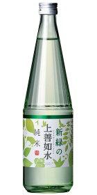 新緑の上善如水_純米