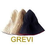 Grevi帽子グレヴィハット折りたたみレースつば広ブレードハットUV夏帽子レディースUVカット紫外線防止日よけおしゃれ黒白