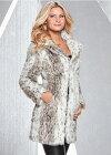 ファーコートレディース毛皮コートアウターミディアムコートもこもこふわふわゴージャスグラマラスセレブアメリカンスタイルセレブスタイル米国スタイルインポート海外洋服
