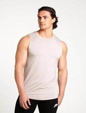 【あす楽】Pursue Fitness パースーフィットネス ウエアボディビル ウェア フィジーク Tシャツ メンズタンクトップ メンズ PF ライフスタイル タンクトップPF フィジーク 送料無料 【トップス単品】
