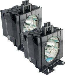 TH-D5600L (2灯セット)パナソニック プロジェクター用交換ランプ純正バルブ採用ランプユニット 新品・送料無料 通常納期1週間〜