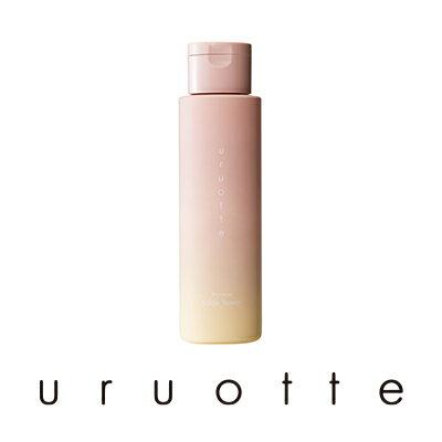 uruotte『ナチュラルシャンプー uruotte(ノーブルフラワー)』