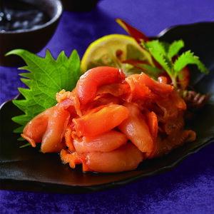 宮城県閖上産 赤貝の塩漬け1本 送料込