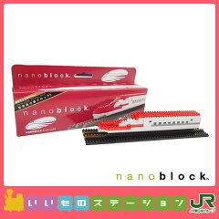 話題の新幹線!E6系スーパーこまちがnanoblockに! nanoblock E6系 スーパーこまち
