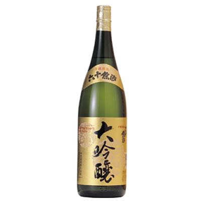 たくさんの人に飲んでもらいたい今里酒造 大吟醸 六十餘州(1800ml)