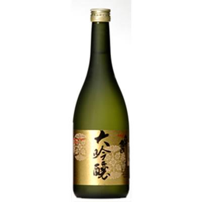 たくさんの人に飲んでもらいたい今里酒造 大吟醸 六十餘州(720ml)
