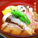 具雑煮はカロリーがなんと256kcalでおなかいっぱいになります☆雑煮のせき亭 ギフトセット 3...