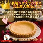 EXILE TAKAHIROさんおすすめ☆カース・ケイクタンテ・アニーおばさんのチーズケーキ(大)【長崎土産】