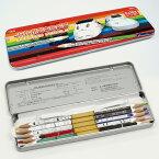 JR九州列車色鉛筆(5本10色入)九州新幹線や特急列車などJR九州の代表的な列車勢ぞろいD09Z06【常温】