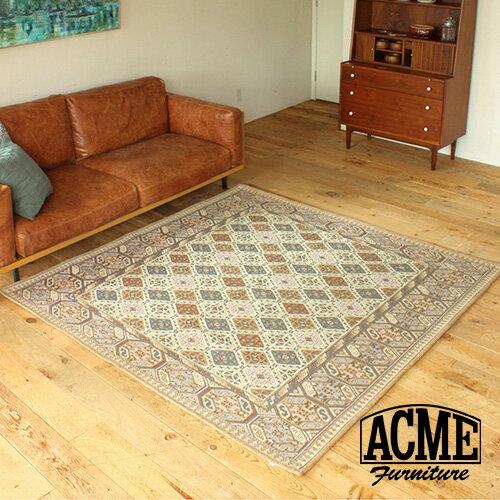 ACME Furniture アクメファニチャー GLENOAKS RUG グレンオークス ラグ 200x200cm ベージュ 家具 ラグ ラグマット マット ラグカーペット カーペット【送料無料】