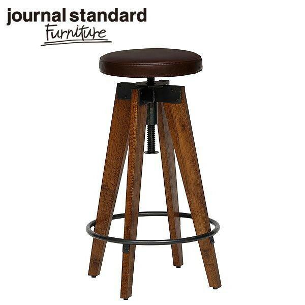 イス・チェア, スツール journal standard Furniture CHINON HIGH STOOL LEATHER B00IFS8P60 10