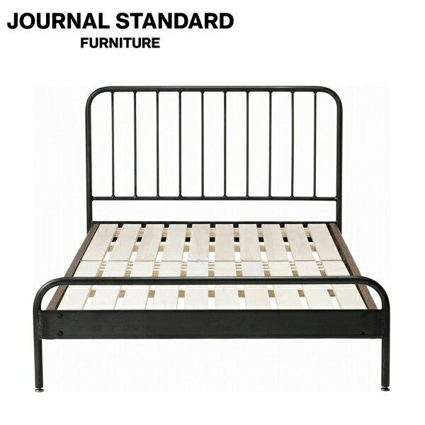 journal standard Furniture ジャーナルスタンダードファニチャー SENS BED SINGLE サンク ベッドフレーム シングルサイズ 107×200cm 家具 【送料無料】