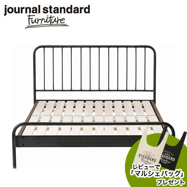 journal standard Furniture ジャーナルスタンダードファニチャー SENS BED SEMI DOUBLE サンク ベッドフレーム セミダブルサイズ 127×200cm B00JN5A14S 家具 【送料無料】