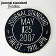 journal standard Furniture(ジャーナルスタンダードファニチャー) JSF STAMP RUG NAVY スタンプ ラグマット ネイビー【送料無料】【ポイント10倍】