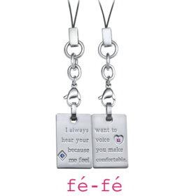 【fe-feフェフェ】ステンレスストラップペアスーパースチールfe-228&229