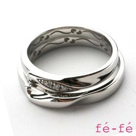 【fe-feフェフェ】ステンレスペアリングスーパースチールfe-266&267