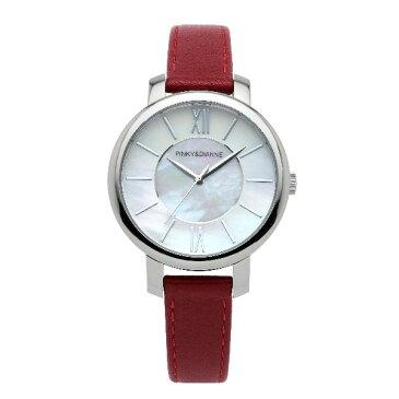 【Pinky&Dianne】人気のピンキー&ダイアン腕時計!待望のソーラーウォッチが登場! PD103SWHRD P&D【送料無料】【楽ギフ_包装選択】