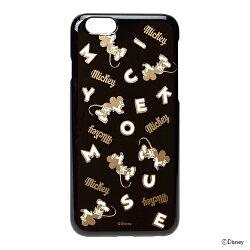 【ディズニーiPhone6用ポリカーボネイトハードケース】【ミッキーマウス】pgdcs860mkyiphone6disneyケースアップルポイント送料無料apple4562358078606