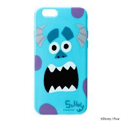 【ディズニーiPhone6s/6用TPUソフトケース】【サリー】pgdcs038moiiphone6s6disneyケースアップルappleドコモauソフトバンクポイント送料無料10p4562358130380