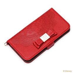 iPhone6s/6用ディズニーフリップカバー【ミニーマウス】pgdfp113mneiphone6s6disneyケースカバーアップルappleドコモauソフトバンクポイント送料無料10p4562358131134