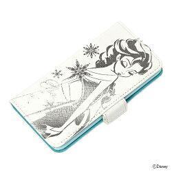 【iPodtouch5th6th手帳型ケース】【第5世代/第6世代】【エルサ】pgit5df04frzipod56アイポッドタッチappleケースアップルカバーレザー4562358100932
