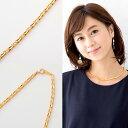 24金 K24 純金 ネックレス アローデザイン 約42cm 約8.7g【造幣局品位証明刻印】