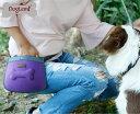 トリーツポーチ お菓子バッグ 小物入れ しつけ マナー トレーニング ペットグッズ 子犬の訓練やお散歩 ウエストポーチ【ra85907】ネコポス不可