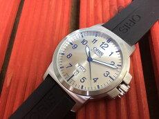 腕時計メンズウォッチORISオリスBC3アドバンスドデイデイト自動巻き国内正規3年保証735.7641.4161R