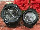 恋人たちのGショックペア G-SHOCK BABY-G ペアウォッチ ペア腕時計 カシオ 2本セット gショック 電波ソーラー GST-W100G-1BJF MSG-W100G-1AJF人気 ラッピング無料 あす楽対応 クリスマスプレゼント・・・