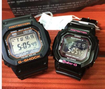 カシオG-SHOCK BABY-G ペアウォッチ ペア腕時計 ジャイアンツファンのかたへお勧め…