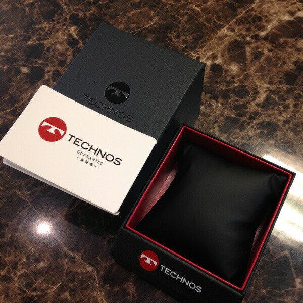 テクノス   メンズウォッチ TECHNOS テクノス T8570SN ブルー文字盤  ギフト ラッピング無料 新品腕時計