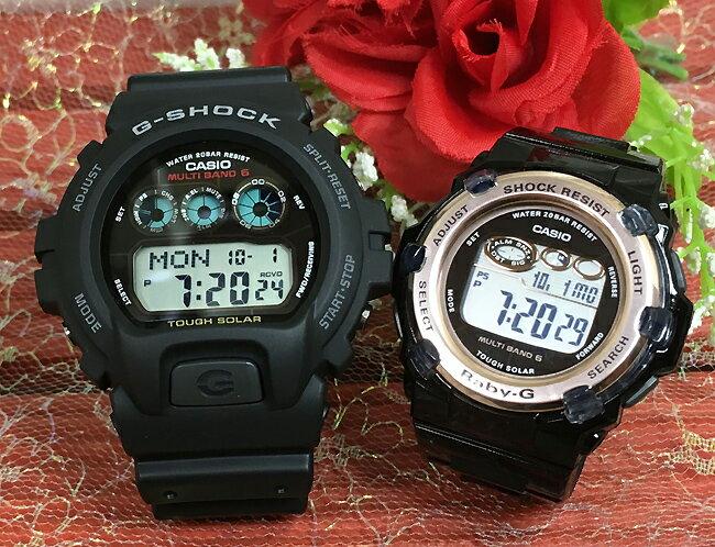 腕時計, ペアウォッチ G G-SHOCK BABY-G 2 g g GW-6900-1JF BGR-3003-1JF g-shock