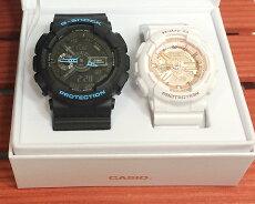 G-SHOCKBABY-Gペアウォッチペア腕時計カシオ2本セットGA-110RG-7AJFBA-110-7A1JF