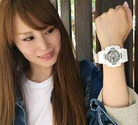 G-SHOCKBABY-Gペアウォッチペア腕時計カシオ白ホワイト2本セット