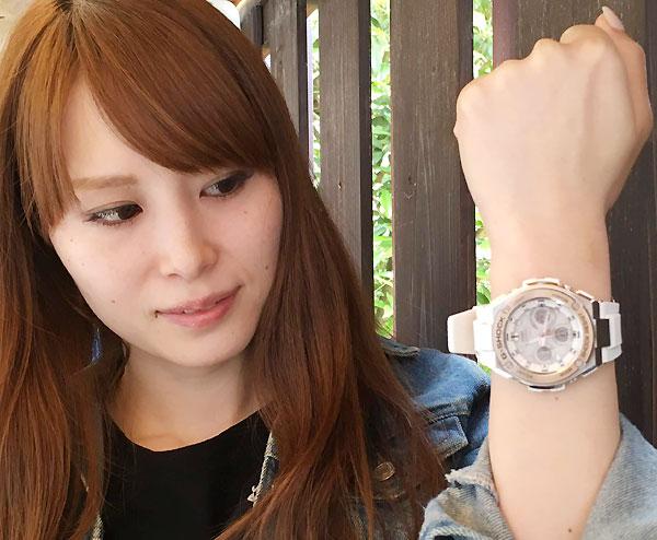 Gショック ペア G-SHOCK BABY-G ペアウォッチ ペア腕時計 カシオ 2本セット  gショック ベビーg アナデジ  GST-W310-7AJF MSG-W200G-4AJF人気 ラッピング無料
