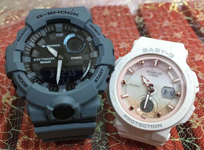腕時計, ペアウォッチ G G-SHOCK BABY-G 2g g GBA-800UC-2AJF BGA-250-7A2JF g-shock