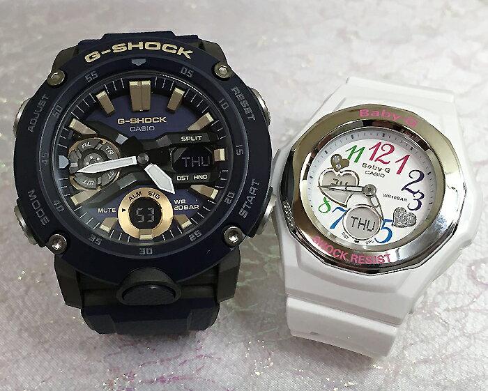 腕時計, ペアウォッチ G G-SHOCK BABY-G 2 g g GA-2000-2AJF BGA-101-7B2JF g-shock