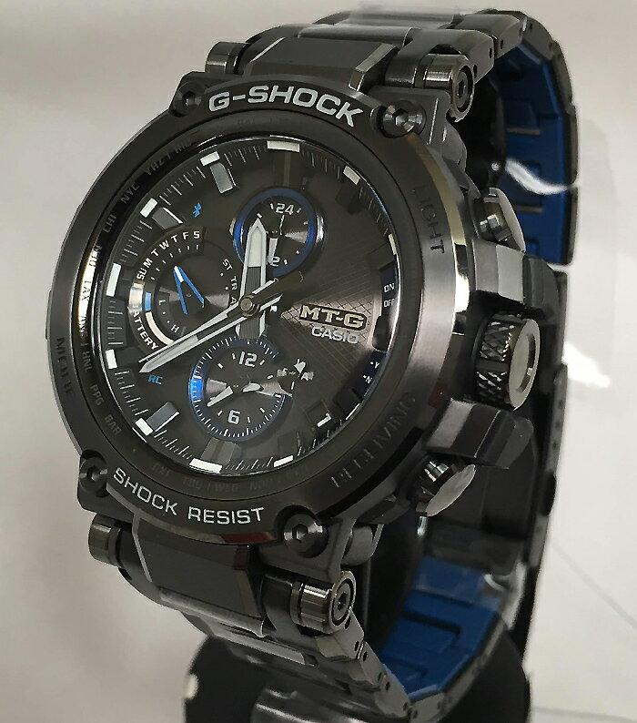 腕時計, メンズ腕時計  CASIO G-SHOCK MT-G Bluetooth MTG-B1000BD-1AJF g-shock