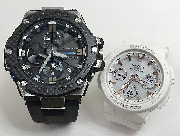 腕時計, ペアウォッチ G G-SHOCK BABY-G 2 g GST-B100XA-1AJF BGA-2500-7AJF