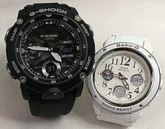腕時計, ペアウォッチ G G-SHOCK BABY-G 2g g GA-2000S-1AJF BGA-150EF-7BJF g-shock