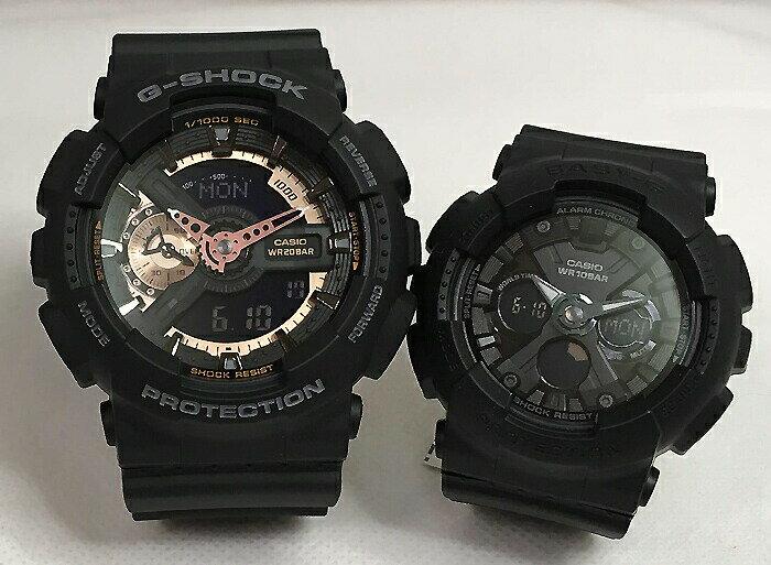 腕時計, ペアウォッチ G G-SHOCK BABY-G 2g g GA-110RG-1AJF BA-130-1AJF g-shock