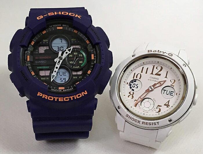 腕時計, ペアウォッチ G G-SHOCK BABY-G 2 g g GA-140-6AJF BGA-150EF-7BJF g-shock