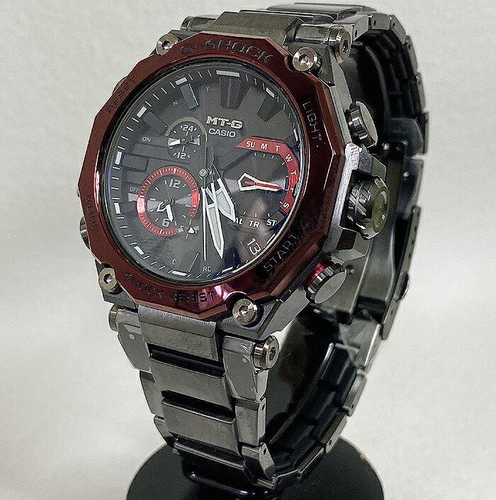 腕時計, メンズ腕時計  CASIO G-SHOCK MT-G Bluetooth MTG-B2000BD-1A4JF g-shock