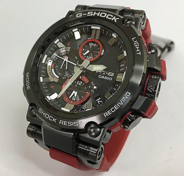 腕時計, メンズ腕時計  CASIO G-SHOCK MT-G Bluetooth MTG-B1000B-1A4JF g-shock