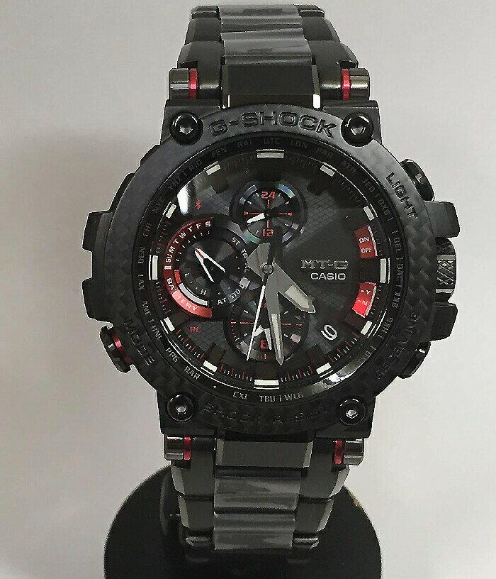 腕時計, メンズ腕時計  G-STEEL Bluetooth MTG-B1000XBD-1AJF g-shock