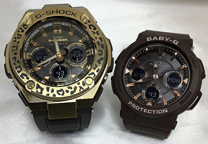 腕時計, ペアウォッチ G G-SHOCK BABY-G 2 g GST-W310WLP-1A9JR BGA-2510-5AJF